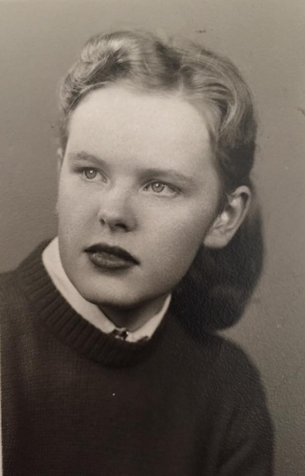 Frances D Braden