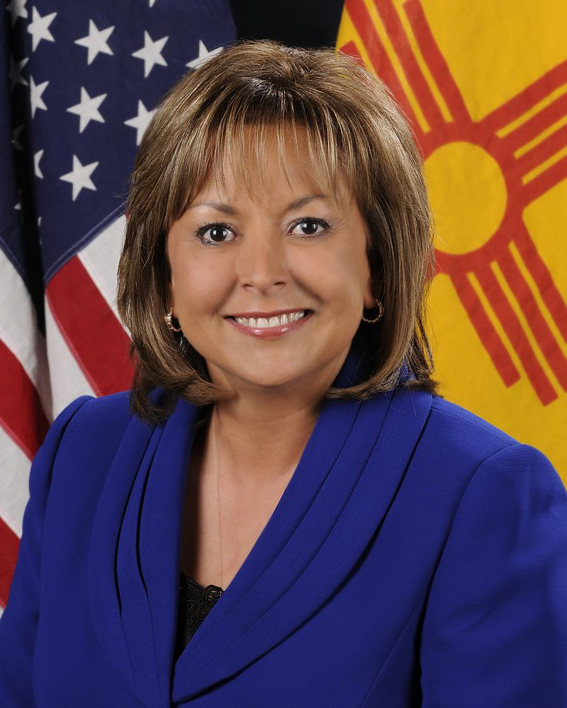 Governor Susana Martinez (R) New Mexico