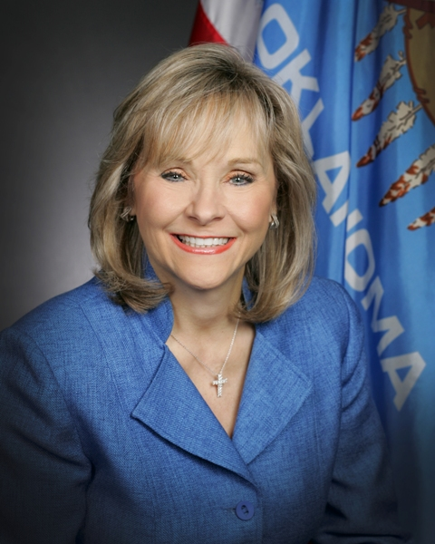 Governor Mary Fallin (R) Oklahoma