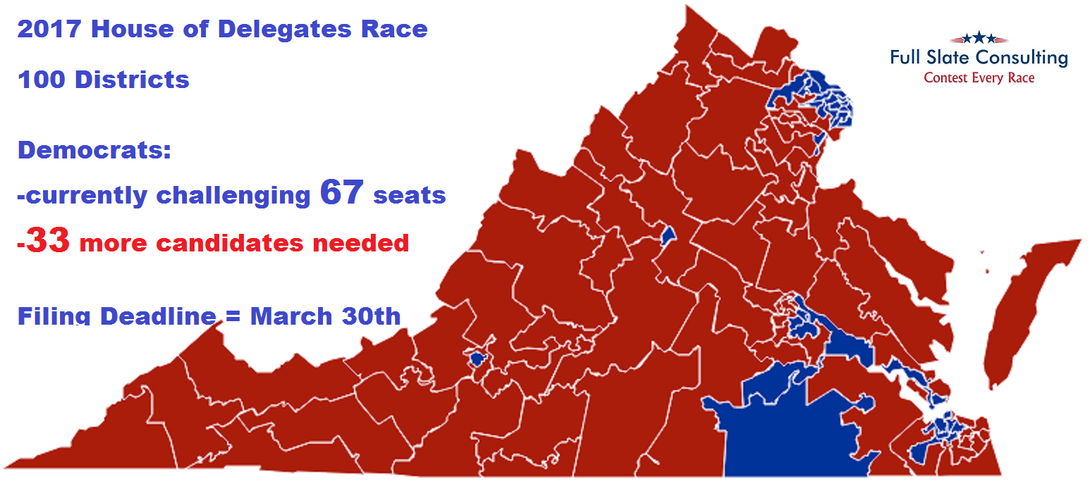 Mar 8 the fight to smash republican gerrymandering starts this year in virginia are you in from daily kos