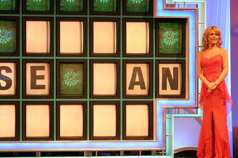 There can be only one... Vanna White.