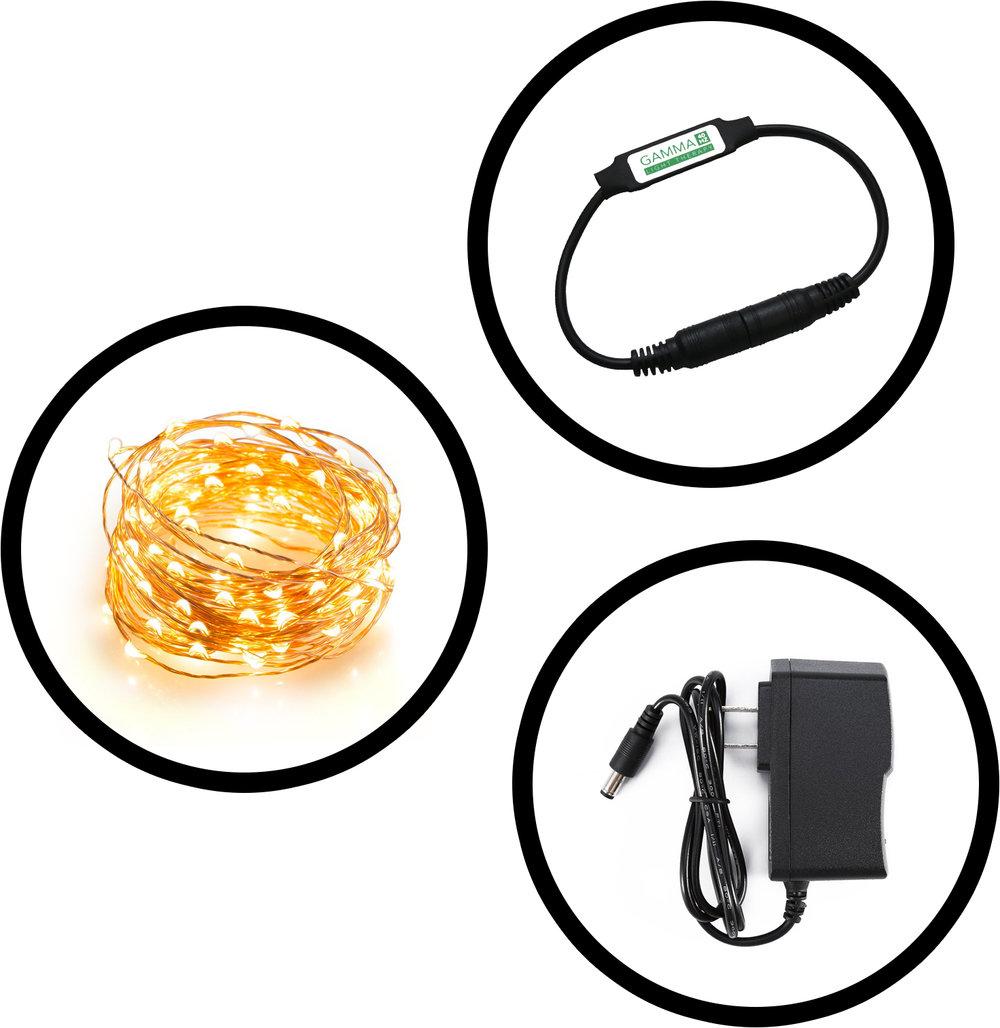 Gamma 40 Hz Light Entrainment Kit