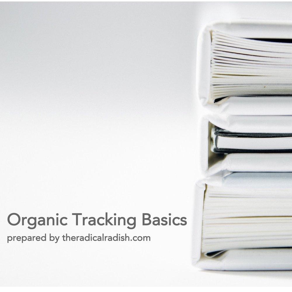 Organic Tracking Basics - cover image.jpg