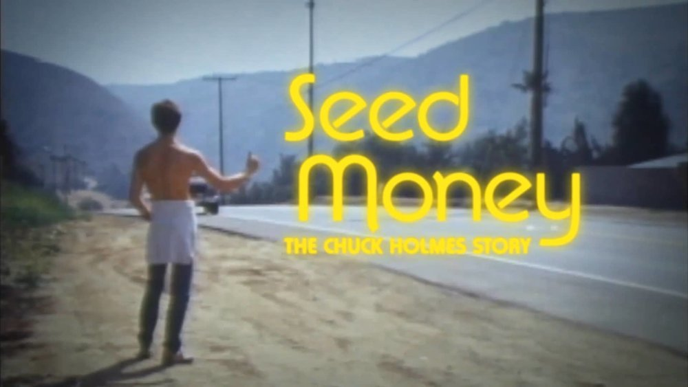 "Mentioned in EP. 8 ""Wild Sex Tales"" Documentary: ""Seed Money: The Chuck Holmes Story"""