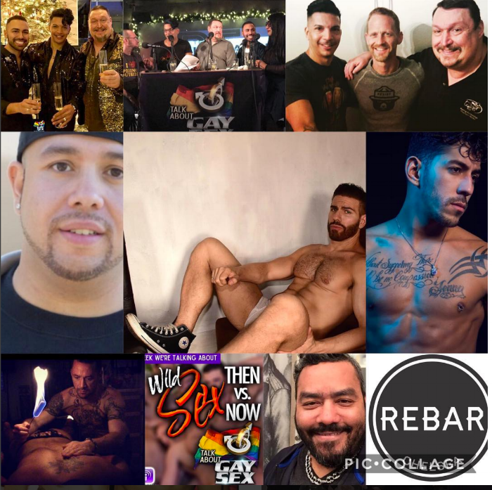 Top 10 Episodes of year 1 of Talk About Gay Sex podcast. Episode 40. Check it out!