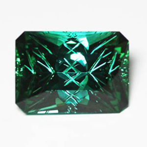 Faceted Havey Tourmaline