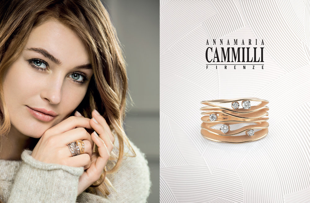 ANNAMARIA CAMMILLI  DUNE COLLECTION