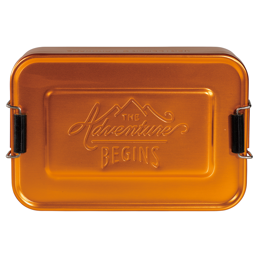 ■GEN Lunch Tin Gold/3,000