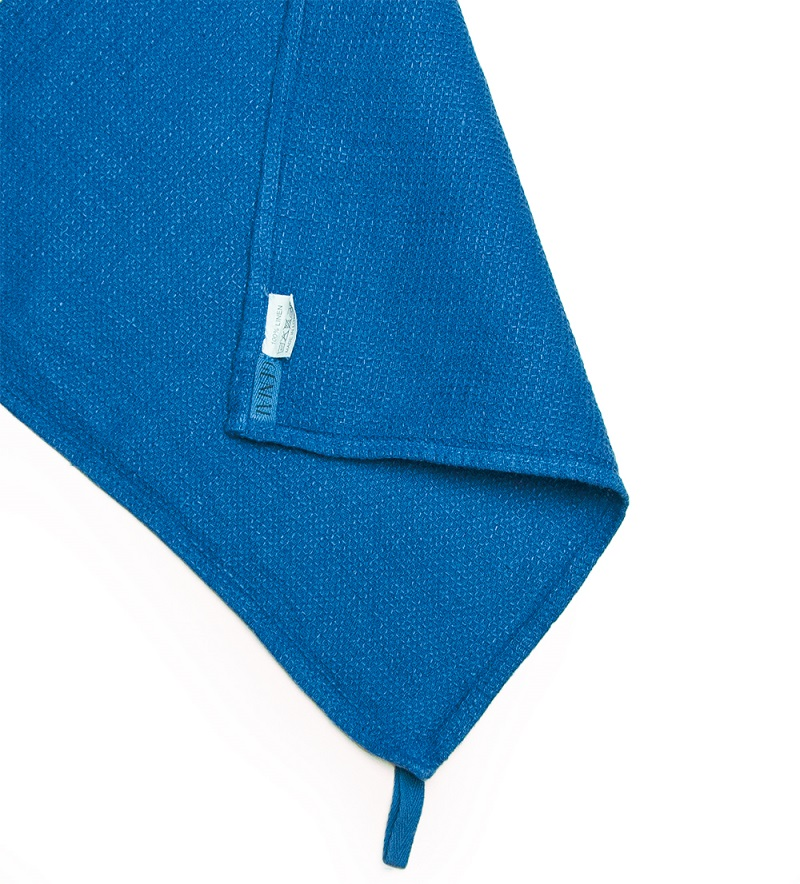■GENIAL KITCHEN CLOTH 30x30 BLUE/900