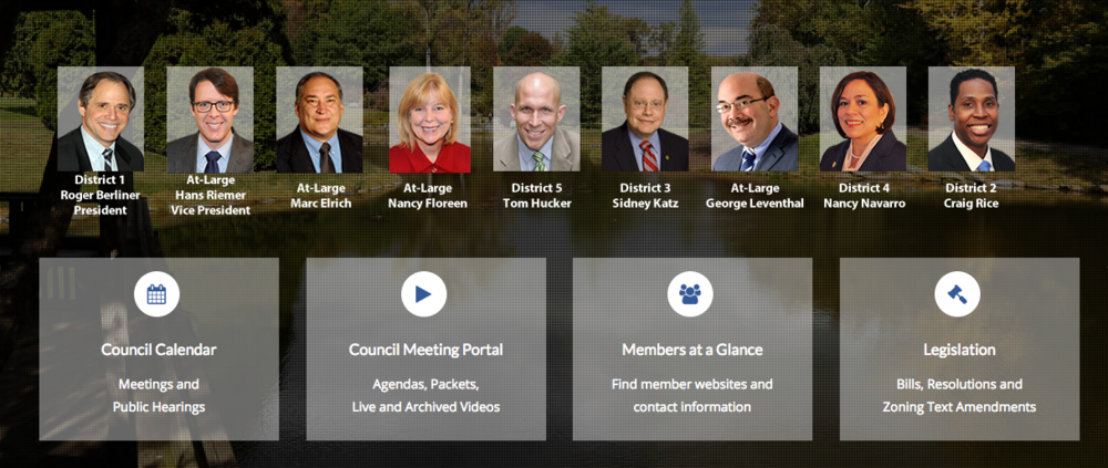 Montgomery County City Council