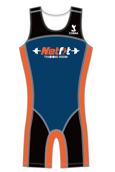 Netfit Weightlifting Club Suit - NZ