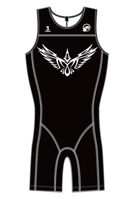 Magpie Weightlifting Club Suit - USA