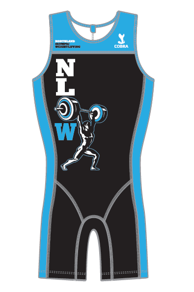 Northland Weightlifting Club Suit - NZ