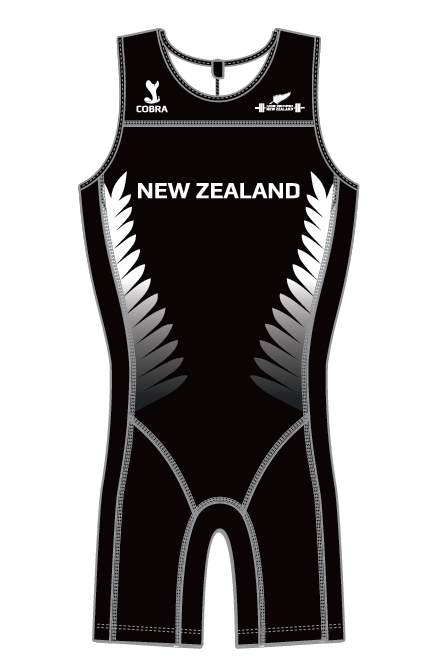 Official New Zealand National Suit