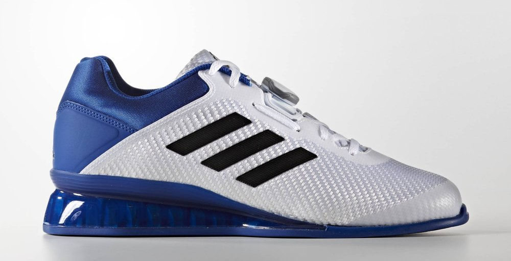 Adidas Leistung 16 II Olympic Weightlifting blue