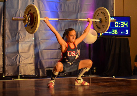Youth USA Olympic Weightlifting