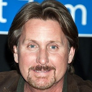 Okay...not THIS Emilio Estevez.