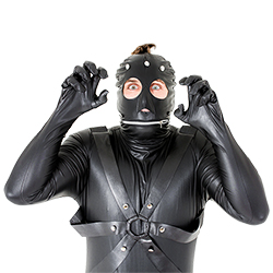 C'mon people, admit it . . .  we   all   want a gimp in our life.