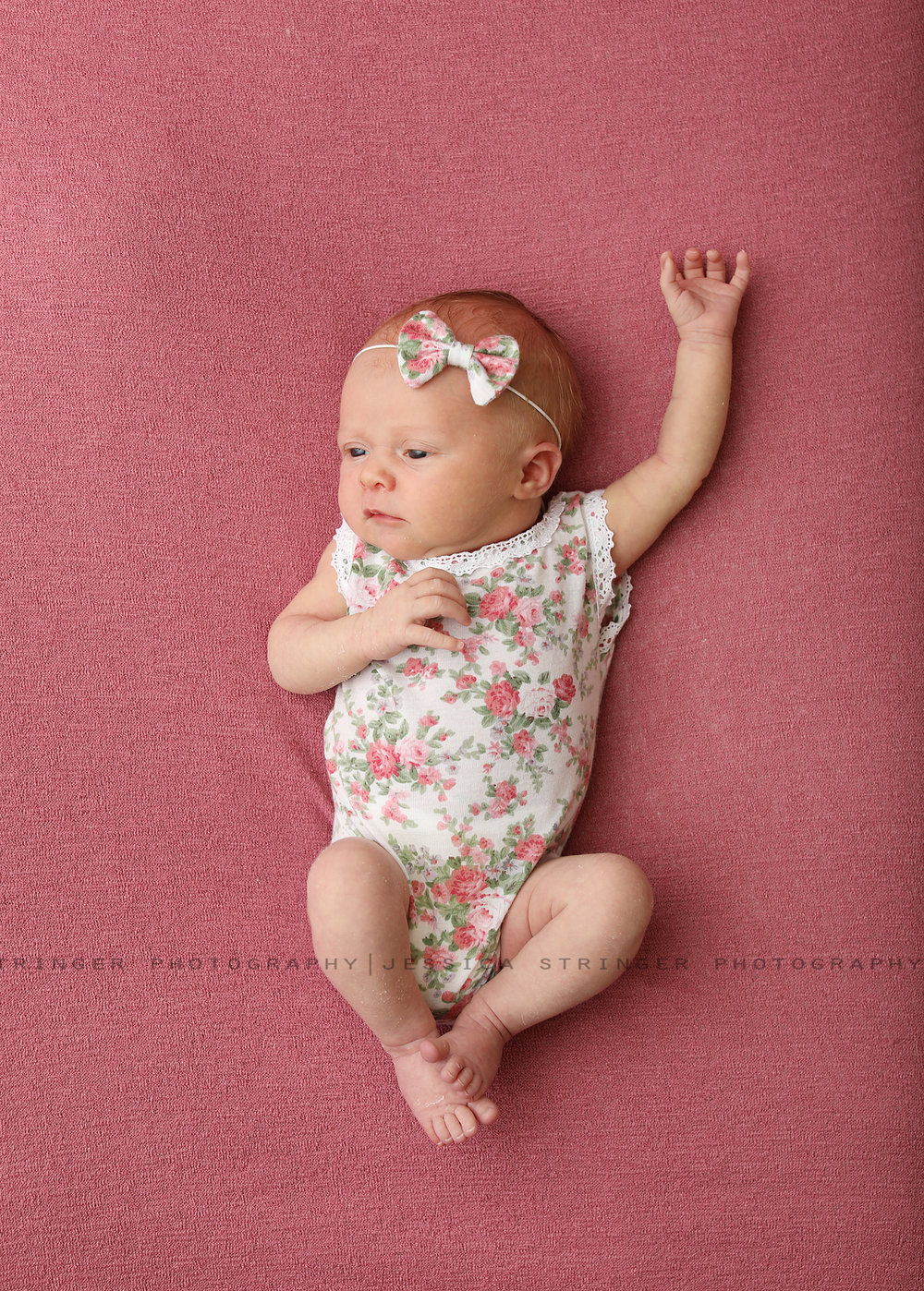 Sweet baby girl <3 rochester ny newborn photography