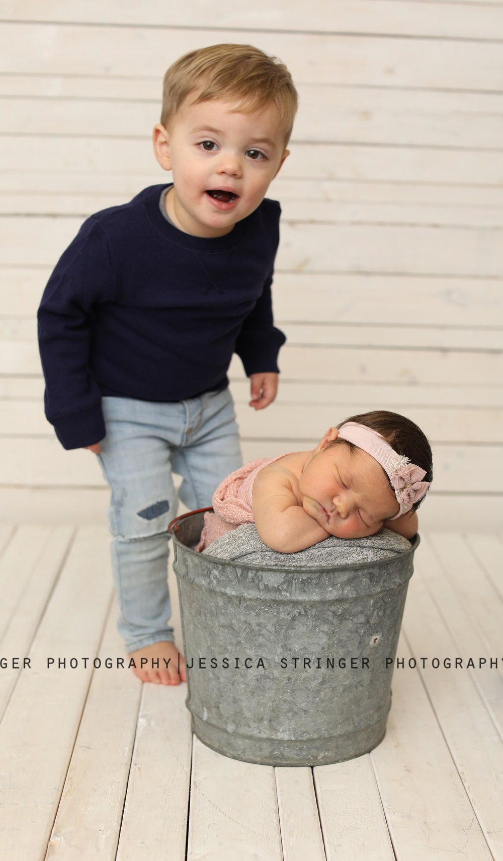 sibling baby photography rochester ny
