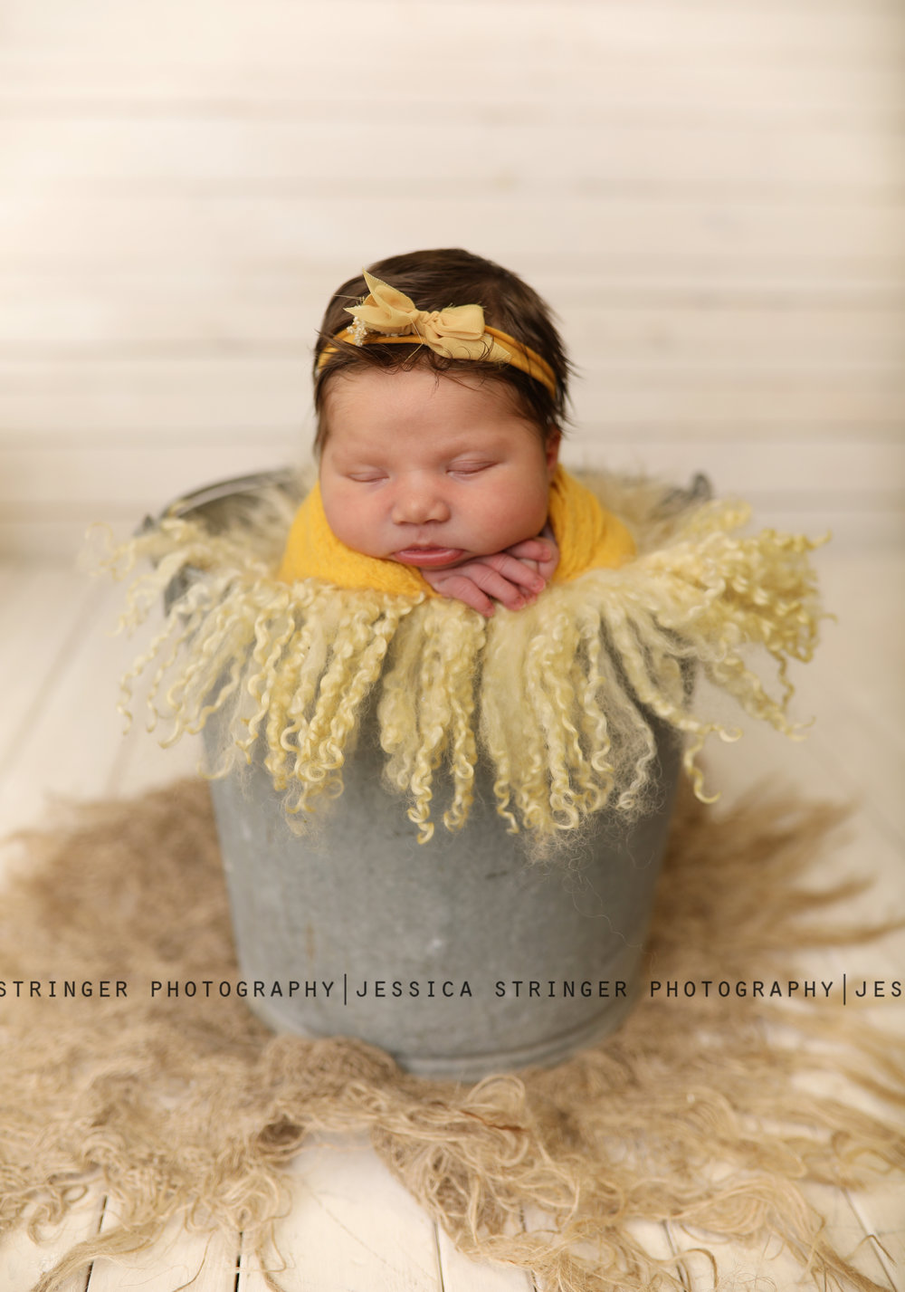 rochester ny newborn baby cake smash first birthday photographer
