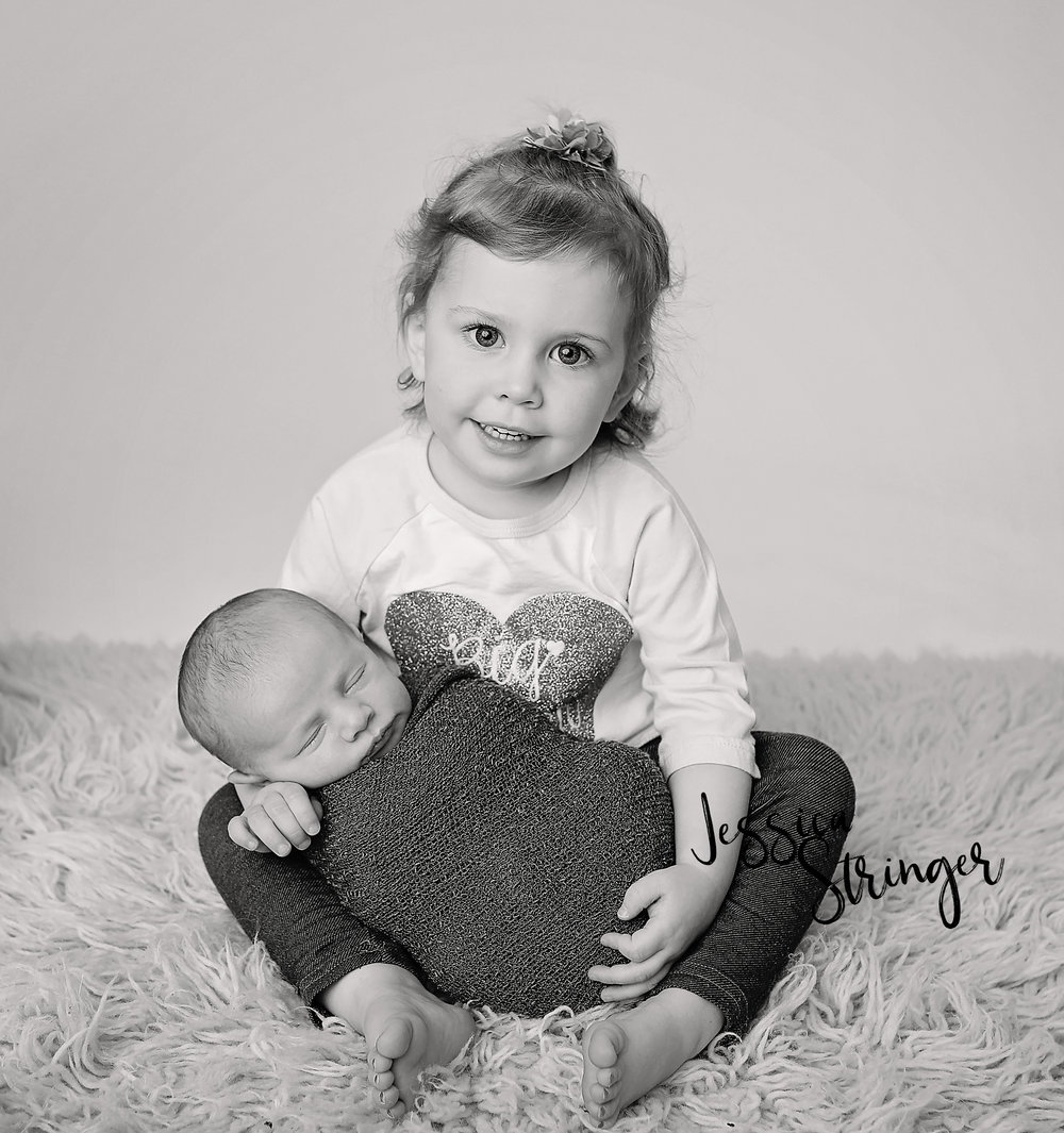 Rochester area family newborn baby photographer