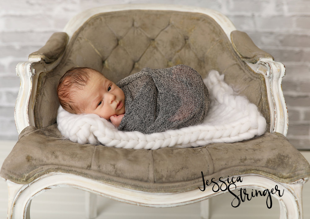 Rochester ny newborn family infant baby photos