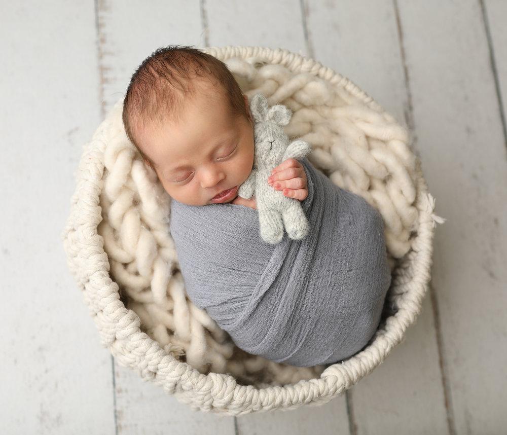 newborn photos rochester ny baby cake smash photo session
