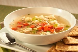 Winter Protein Soup