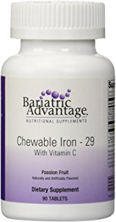 Iron chewables