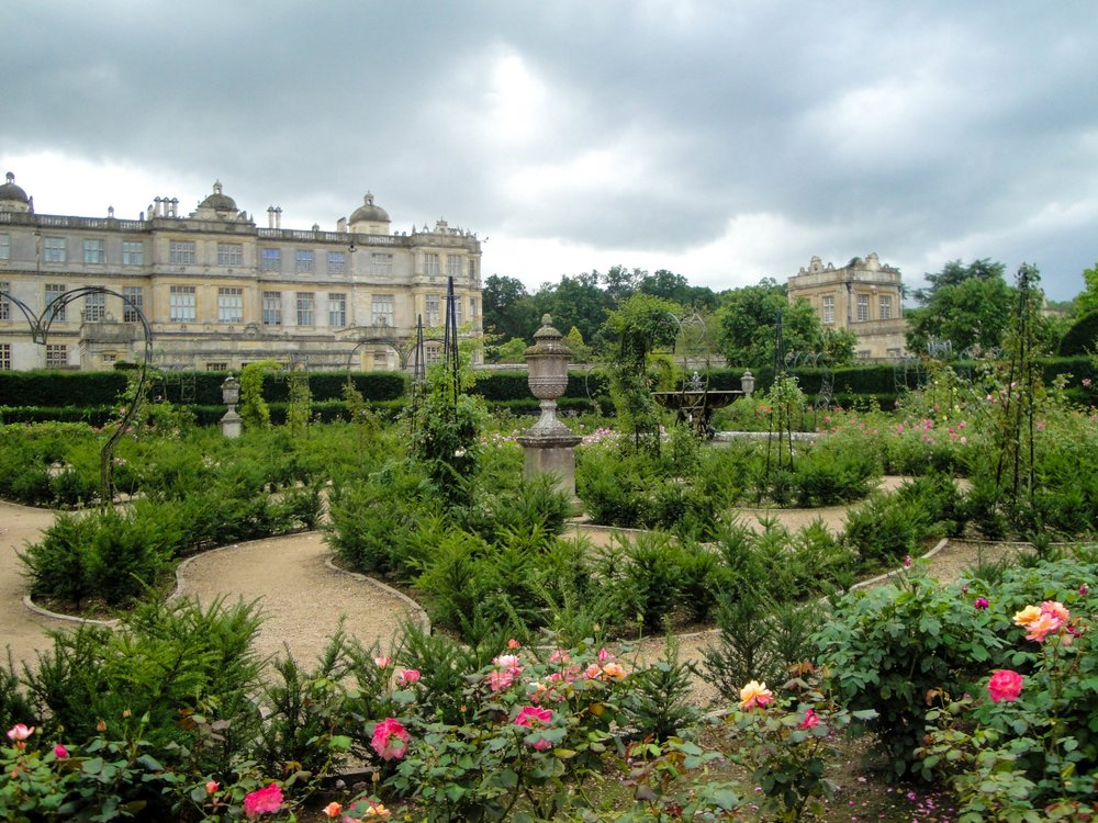 Longleat House in Warminster, England