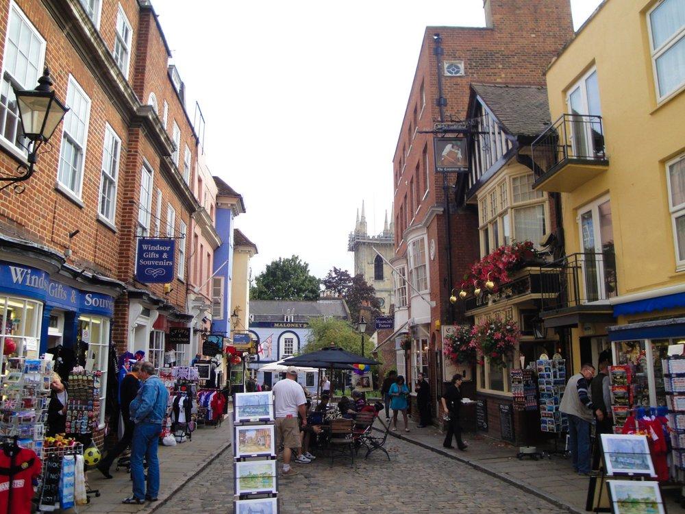 Street Views in Windsor, England