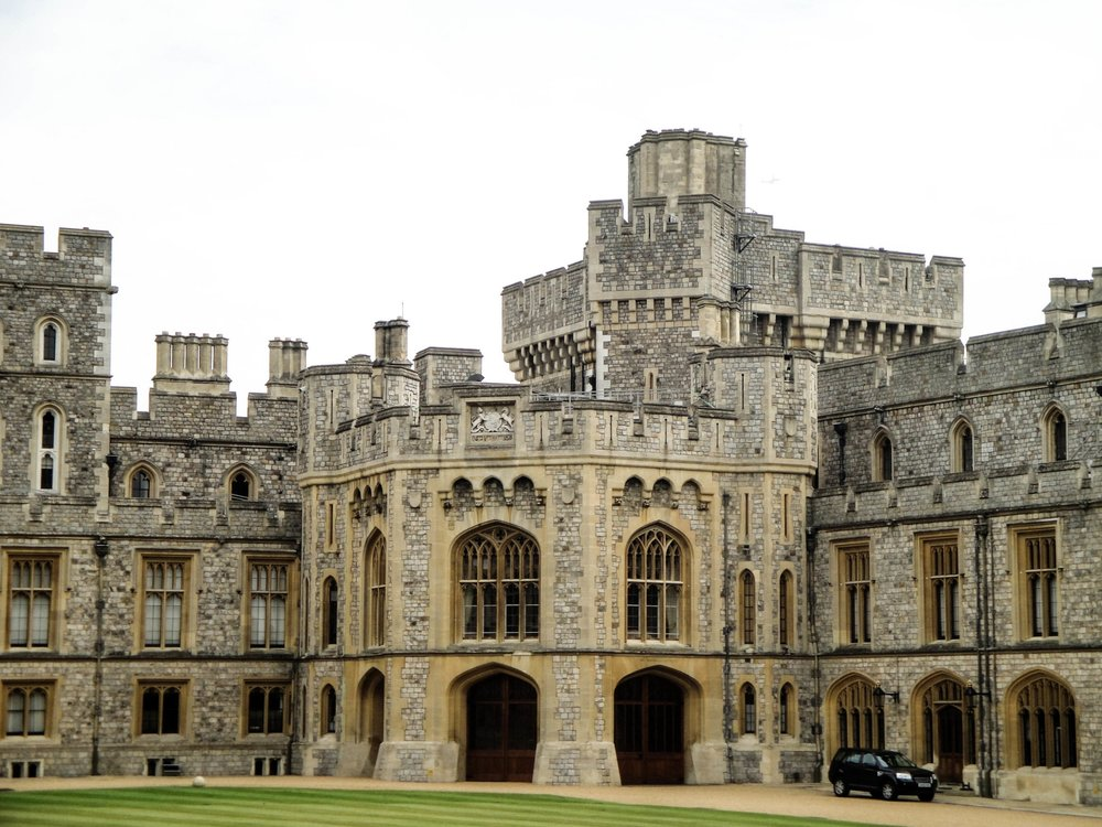 Windsor Castle in Windsor, England
