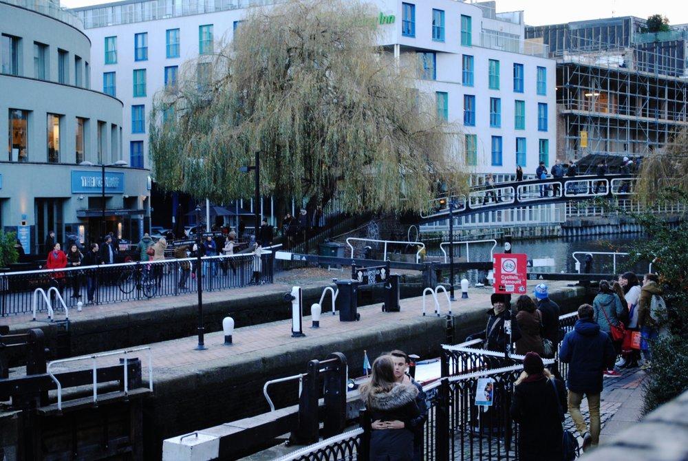 Camden Town & Kentish Town Street Views in London, England