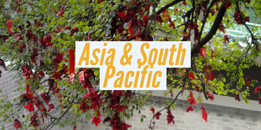 Asia & South Pacific