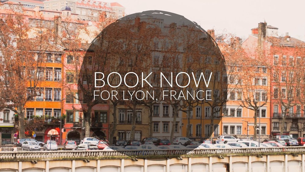 Book Now for Lyon, France
