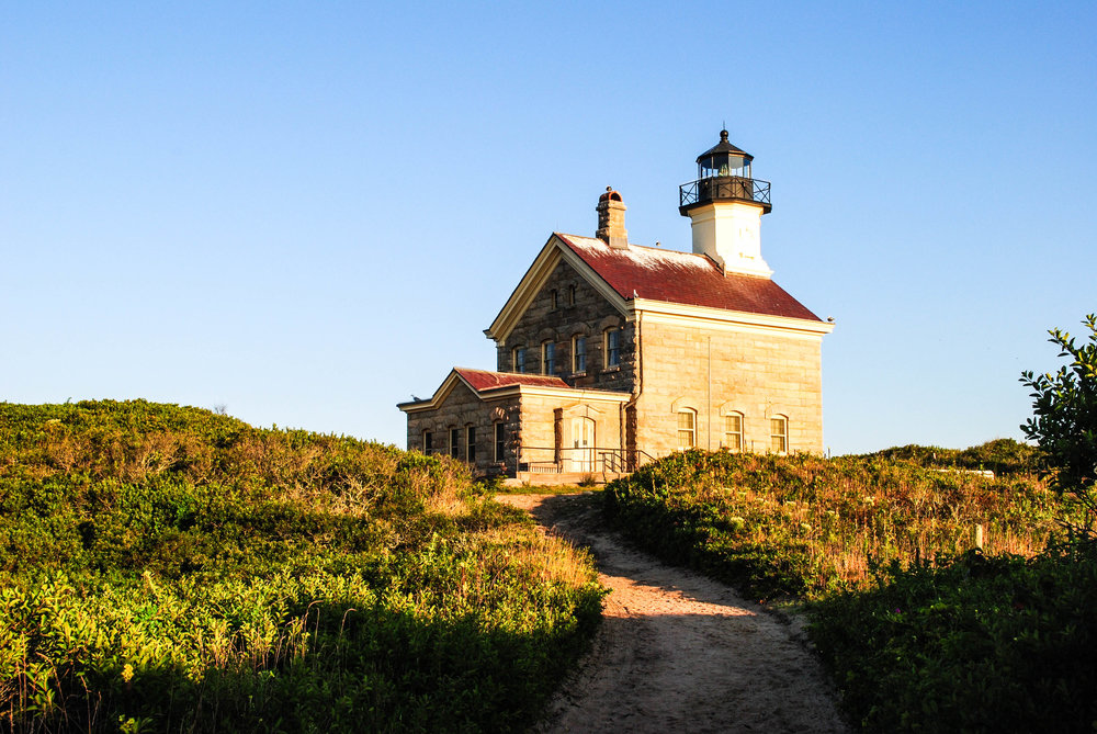North Light in Block Island