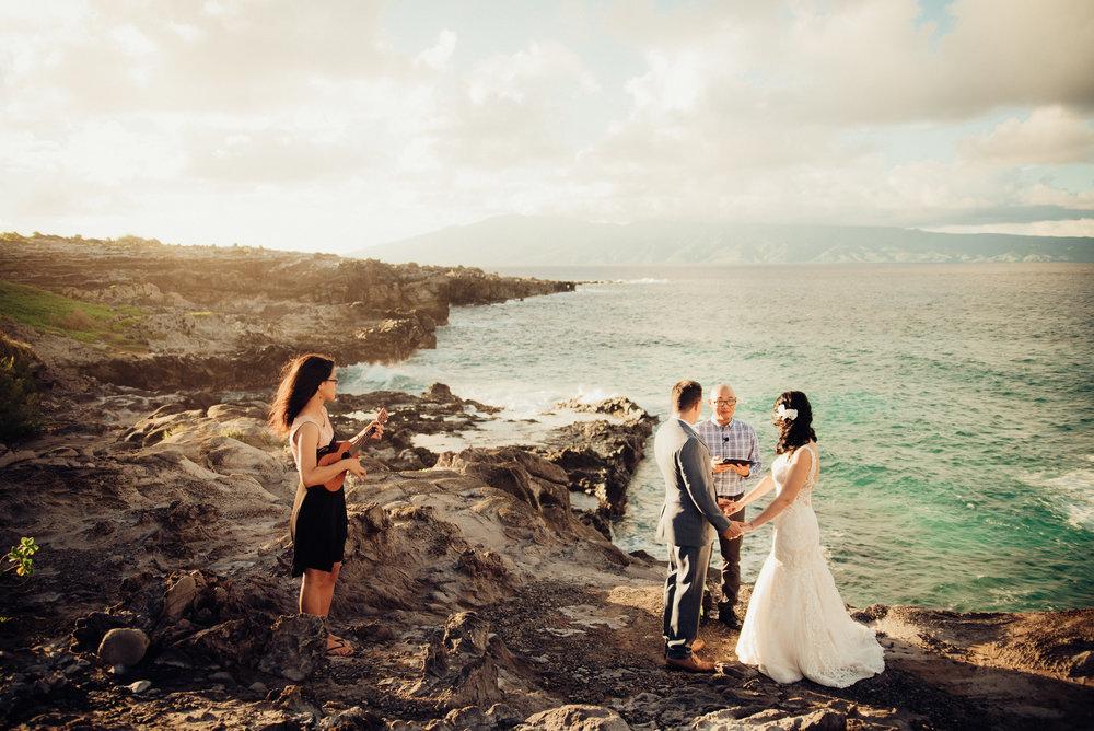 Maui Elopement 2