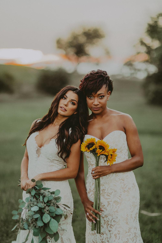 Bridal styled shoot inspo by reagan aleea photo