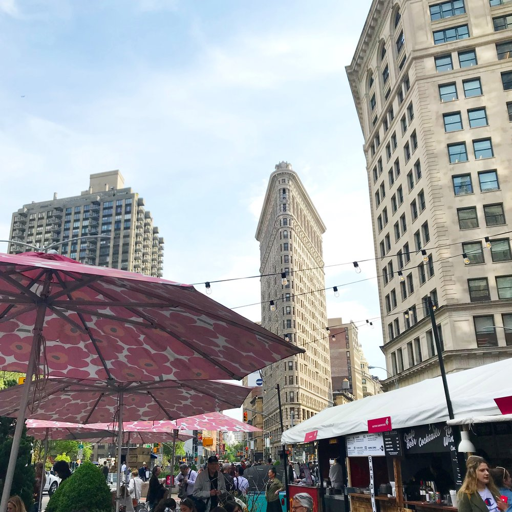 Madison Square Eats 2018