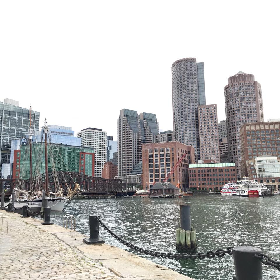 Seaport District / Boston Harbor