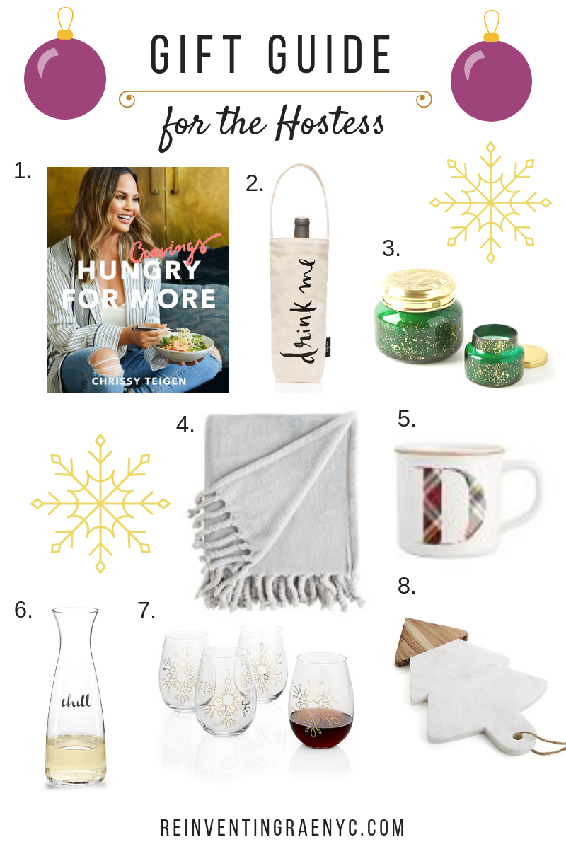 Hostess Gift Guide 2018