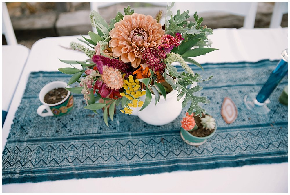 wedding table decor, wedding details, outdoor colorado wedding, adventurous colorado wedding photographer, marble colorado wedding, marble lodge wedding