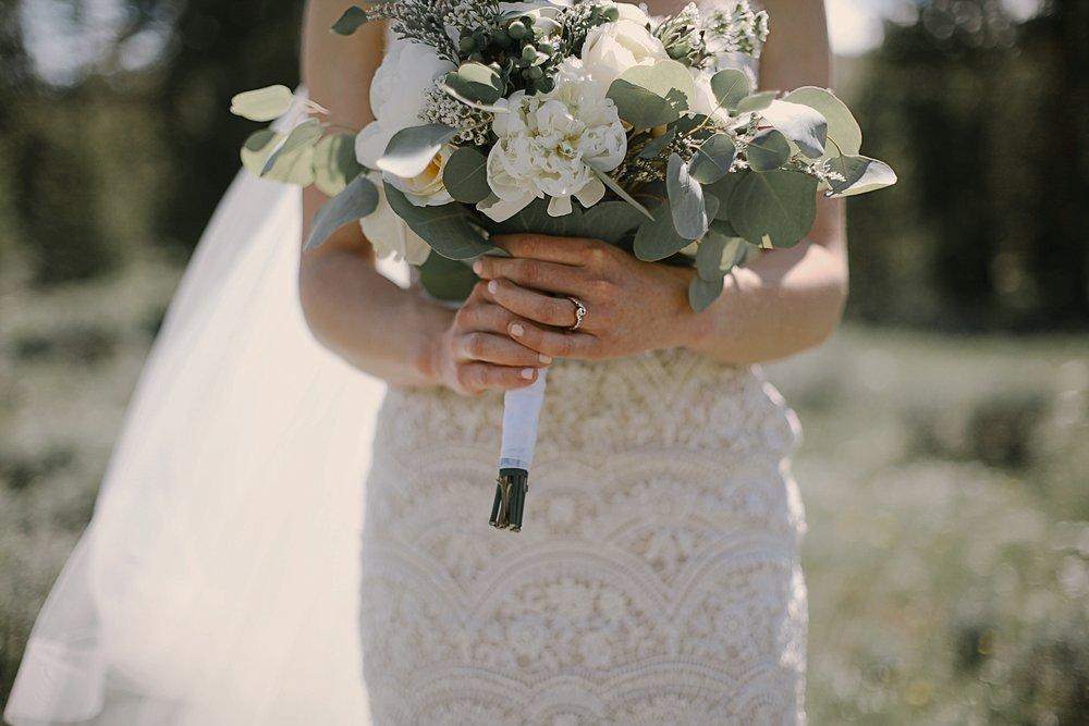 the bride at agape outpost, breckenridge colorado wedding, breckenridge colorado wedding photographer, the church at agape outpost wedding, agape outpost wedding photographer
