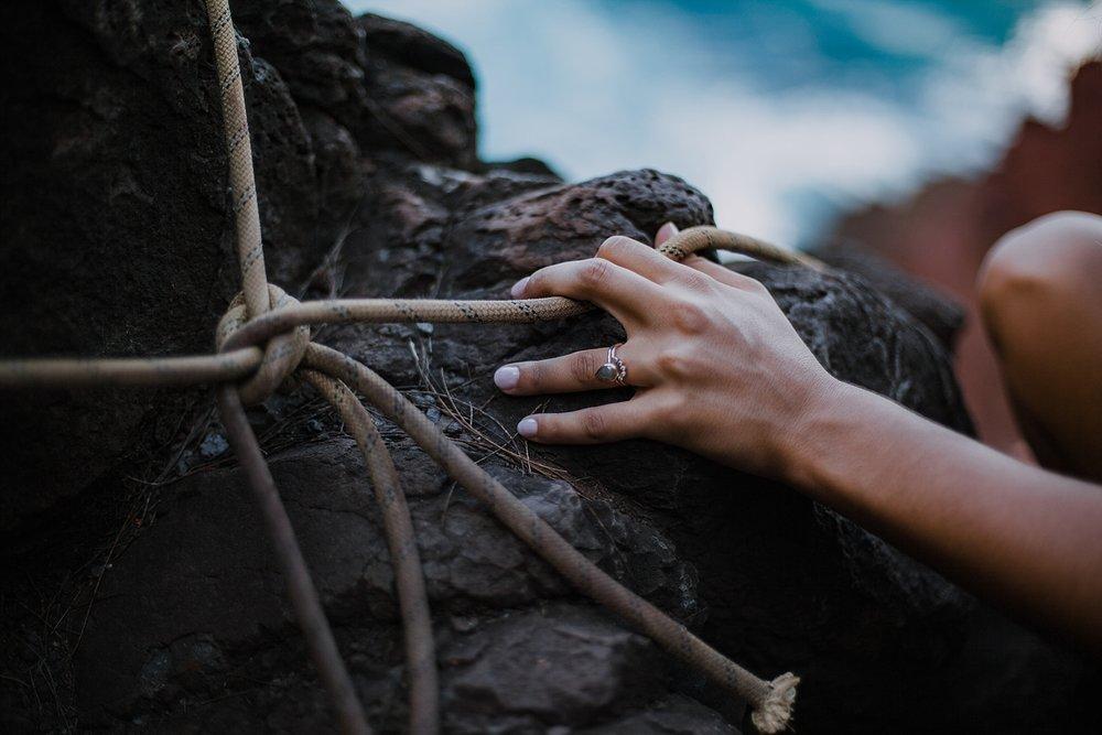 wedding ring, climbing engagements, lahaina wedding photographer, maui wedding photographer, hawaii wedding photographer, maui adventure photographer