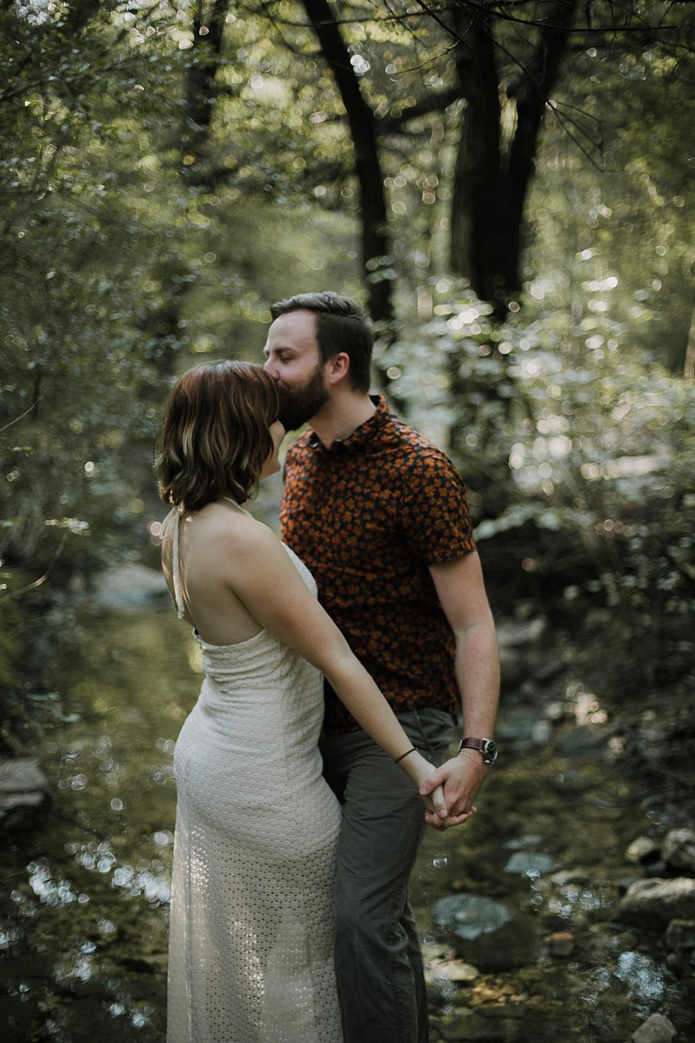 couple in a forest, austin texas wedding photographer, dripping springs texas wedding photographer, paris france wedding photographer, los angeles wedding photographer