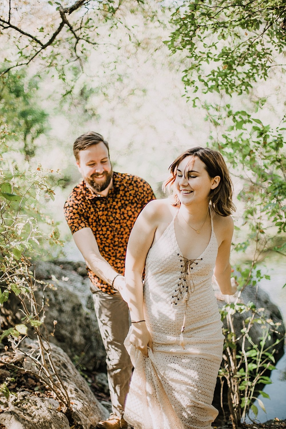 couple hiking together, austin texas wedding photographer, chapel dulcinea wedding photographer, south africa wedding photographer, paris france intimate wedding photographer, hiking photographer