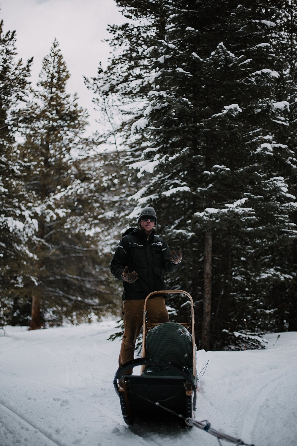 colorado dogsled, colorado elopement photographer, breckenridge elopement photographer, frisco elopement photographer, blue river elopement photographer, leadville elopement photographer