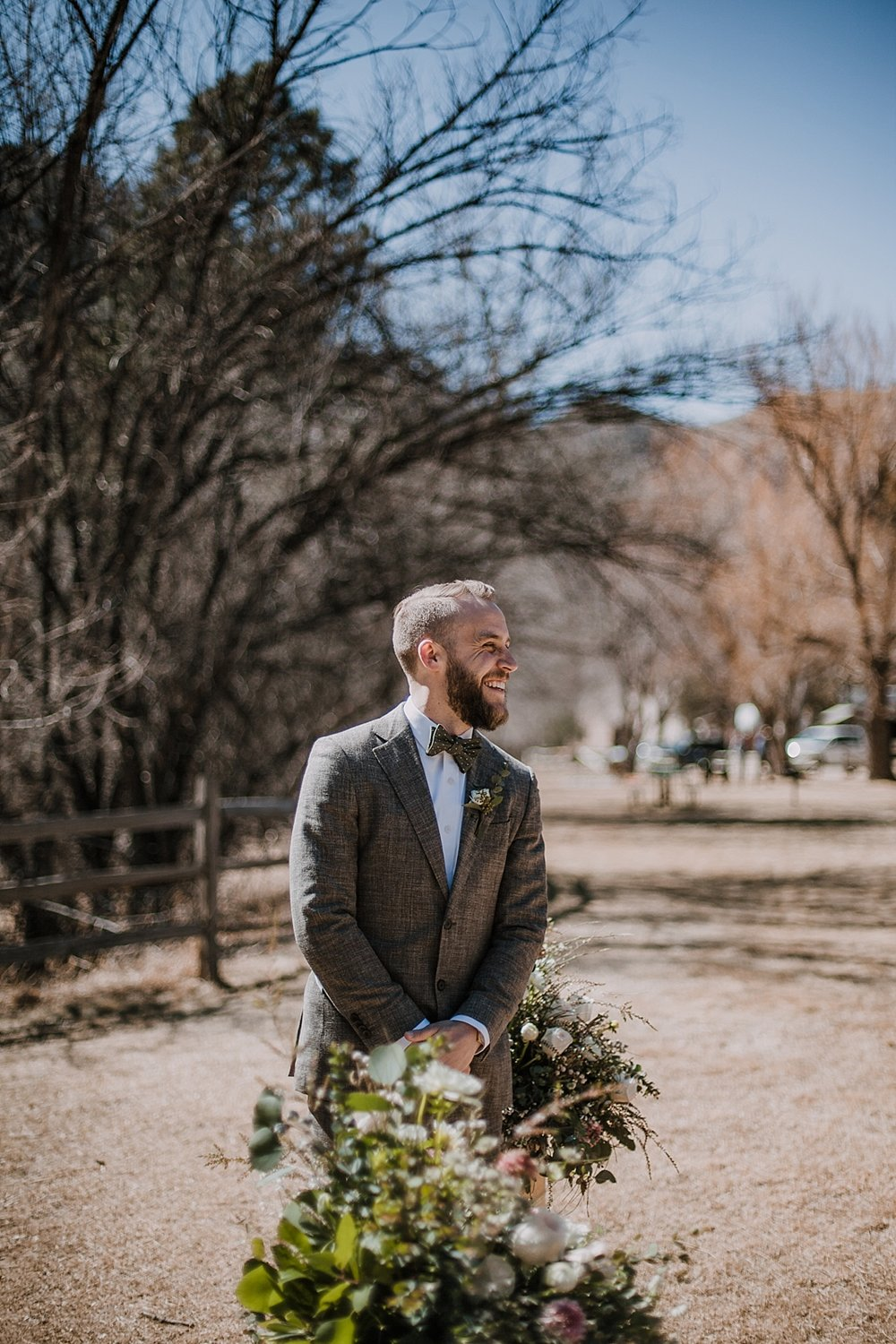 elopement first look, grooms reaction, gateway natural area elopement, seaman reservoir elopement, fort collins colorado elopement, colorado elopement, fort collins wedding photographer