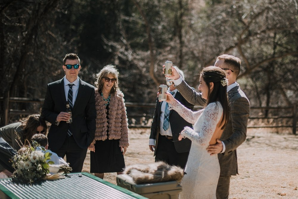wedding toast, self solemnizing elopement, gateway natural area elopement, seaman reservoir elopement, fort collins colorado elopement, colorado elopement, fort collins wedding photographer